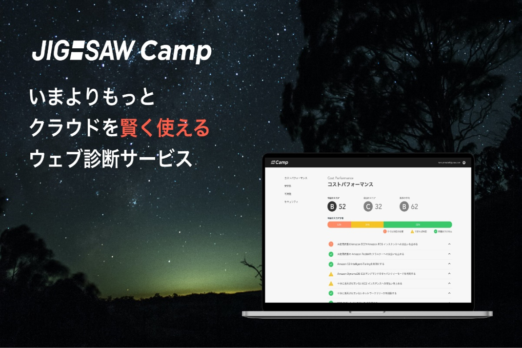 JIG-SAW CAMP