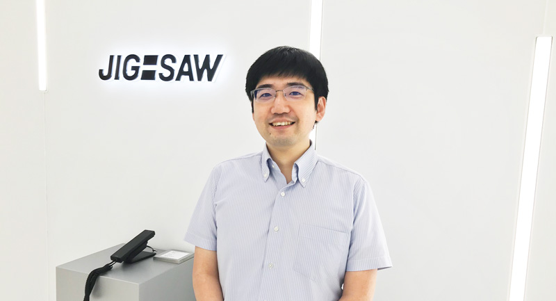 JIG-SAW puzzle 開発者1